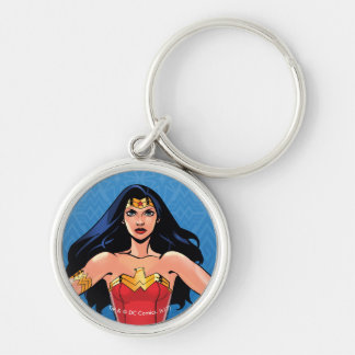 Wonder Woman - Fight For Peace Keychain