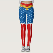 Wonder Woman - Fight For Peace Leggings