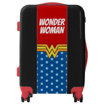 Wonder Woman - Fight For Peace Luggage