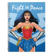 Wonder Woman - Fight For Peace Notebook