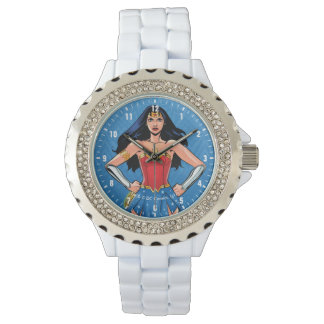 Wonder Woman - Fight For Peace Wristwatch