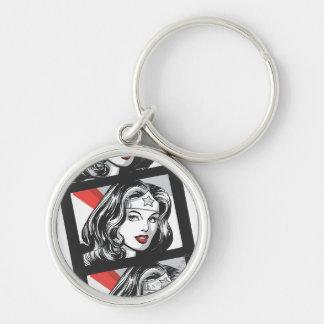 Wonder Woman Film Strip Keychain
