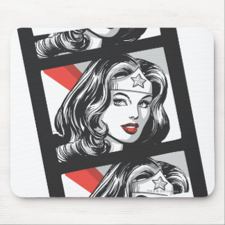 Wonder Woman Film Strip Mouse Pad