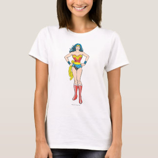 Wonder Woman Hands on Hips T-Shirt