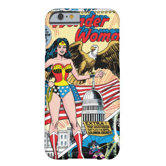 Wonder Woman Issue #272 Barely There iPhone 6 Case