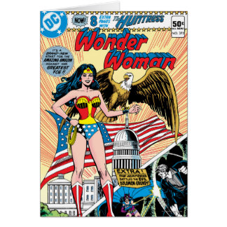 Wonder Woman Issue #272 Card