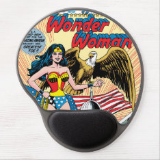 Wonder Woman Issue #272 Gel Mouse Pad at Zazzle
