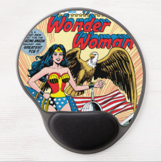 Wonder Woman Issue #272 Gel Mouse Pad