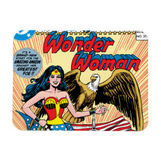 Wonder Woman Issue #272 Magnet