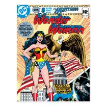 Wonder Woman Issue #272 Postcard