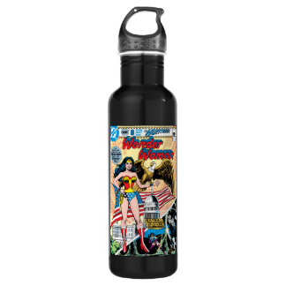 Wonder Woman Issue #272 Stainless Steel Water Bottle