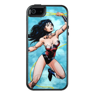 Wonder Woman & Lasso of Truth 2 OtterBox iPhone 5/5s/SE Case