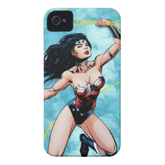 Wonder Woman & Lasso of Truth Case-Mate iPhone 4 Case