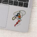 Wonder Woman Lasso of Truth Sticker