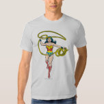 Wonder Woman Lasso over Head T-Shirt