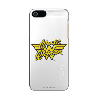 Wonder Woman Logo 1 Metallic Phone Case For iPhone SE/5/5s