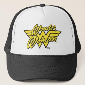 Wonder Woman Logo 1 Trucker Hat