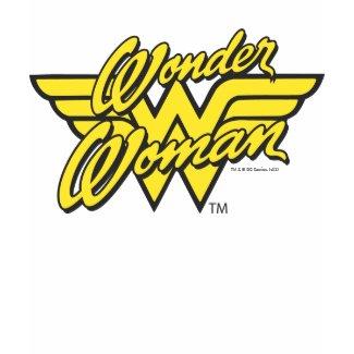 Wonder Woman Logo 1 shirt