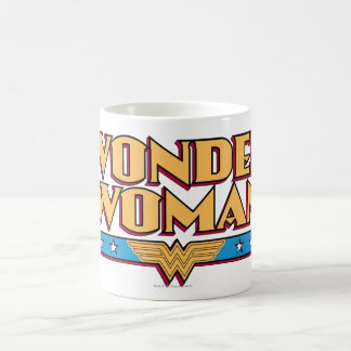 Wonder Woman Logo 2 Coffee Mug