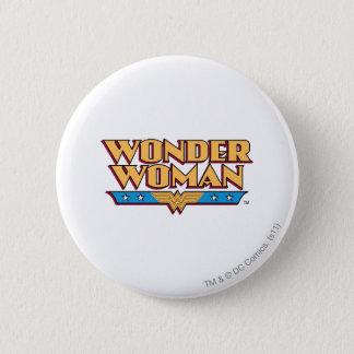 Wonder Woman Logo 2 Pinback Button