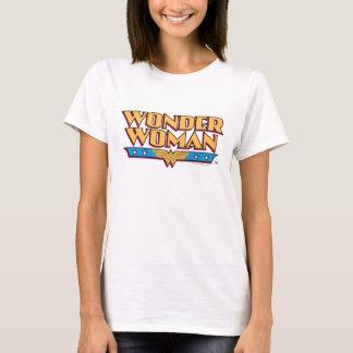 Wonder Woman Logo 2 T-Shirt