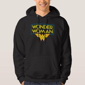 Wonder Woman Logo 3 Hoodie