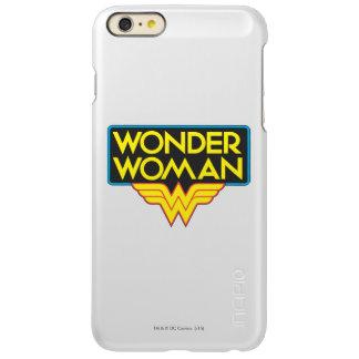 Wonder Woman Logo 3 Incipio Feather® Shine iPhone 6 Plus Case