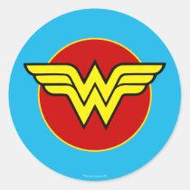wonder woman, wonder woman logo, wonder woman party, wonder woman birthday, party, birthday, birthday party, kids birthday, girls birthday, kids, children, Sticker with custom graphic design