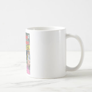 Wonder Woman Married a Monster Coffee Mug