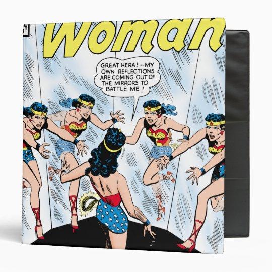 Wonder Woman Mennace of the Mirror Binder