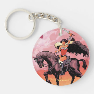 Wonder Woman New 52 Comic Cover #24 Keychain