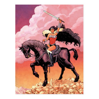 Wonder Woman New 52 Comic Cover #24 Postcard