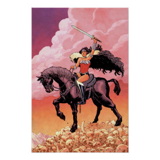 Wonder Woman New 52 Comic Cover #24 Poster