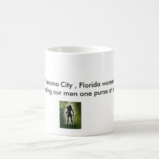 wonder.woman, Panama City , Florida womenProtec... Coffee Mug