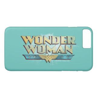 Wonder Woman Pencil Logo iPhone 8 Plus/7 Plus Case
