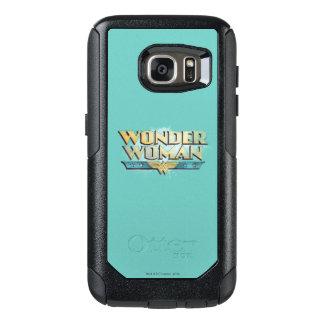 Wonder Woman Pencil Logo OtterBox Samsung Galaxy S7 Case