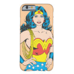 Wonder Woman Portrait Barely There iPhone 6 Case