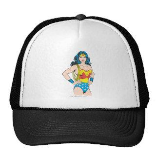 Wonder Woman Portrait Hats