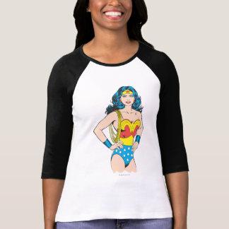 Wonder Woman Portrait T-Shirt