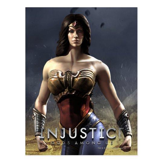 Wonder Woman Postcard