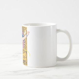 Wonder Woman Poster Coffee Mug