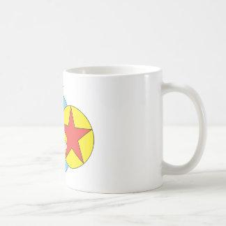 Wonder Woman Red Star Classic White Coffee Mug