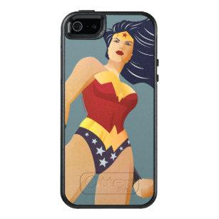 Pop Art Wonder Woman 2 iphone case