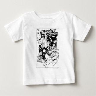 Wonder Woman Return of the Khundi B&W Baby T-Shirt