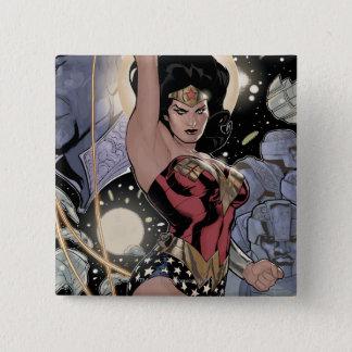 Wonder Woman Return of the Khundi Color Button