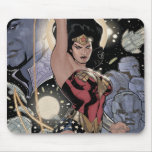 Wonder Woman Return of the Khundi Color Mouse Pad