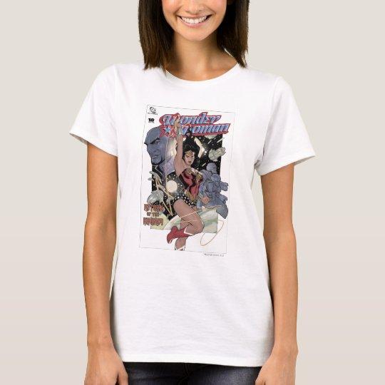 Wonder Woman Return of the Khundi Color T-Shirt