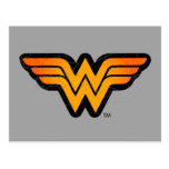 Wonder Woman | Seasonally Inspired Logo Postcard