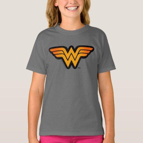Wonder Woman  Seasonally Inspired Logo T_Shirt
