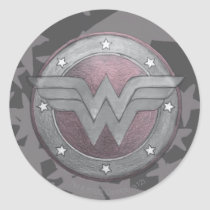wonder woman, vintage wonder woman, classic wonder woman, diana of themyscira, amazon warrior princess, amazon wonder woman, diana wonder woman, dc comics wonder woman, justice league wonder woman, wonder woman logo, shield, Sticker with custom graphic design